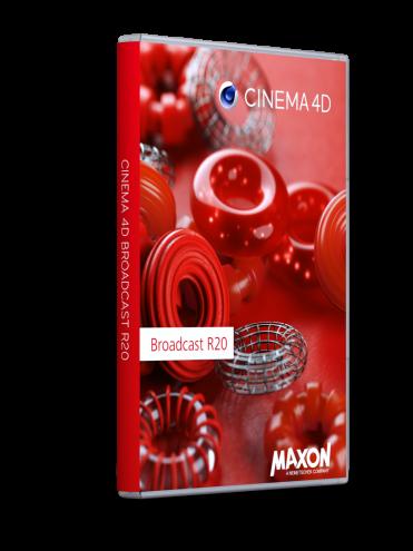 Cinema 4D Broadcast R20 Sidegrade