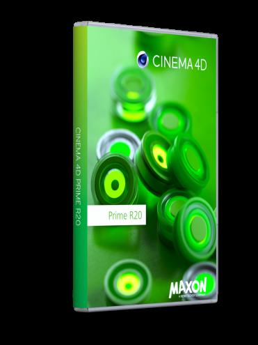 Cinema 4D Prime R20 Upgrade