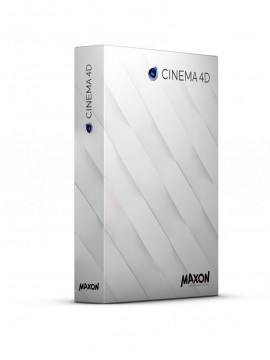 Cinema 4D Studio R20 MSA