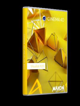 Cinema 4D Visualize R20 Upgrade