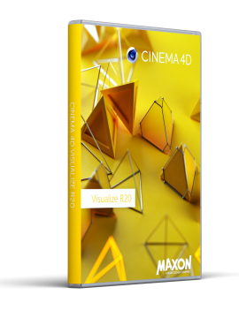 Cinema 4D Visualize R20 Sidegrade