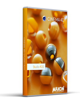 Cinema 4D Studio R20 Vollversion