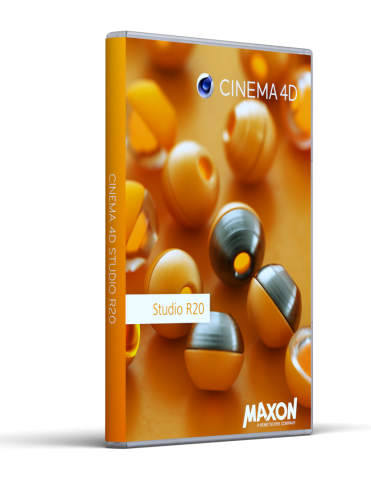 Cinema 4D Studio R20 Vollversion