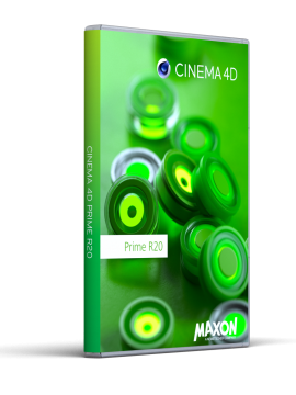 Cinema 4D Prime R20 Sidegrade