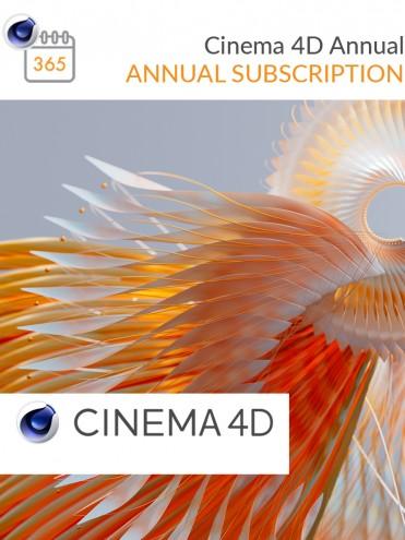 Cinema 4D jährlich