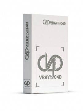 VrayforC4D 3.4 Upgrade